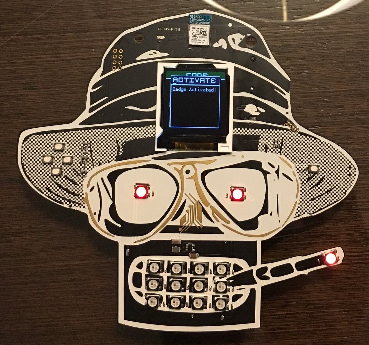 Bender Badge