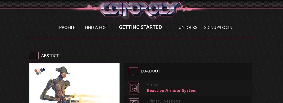 Introducing Coindroids (2014)